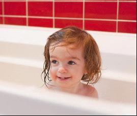 强生婴儿小课堂:秋季宝宝洗浴的注意事项